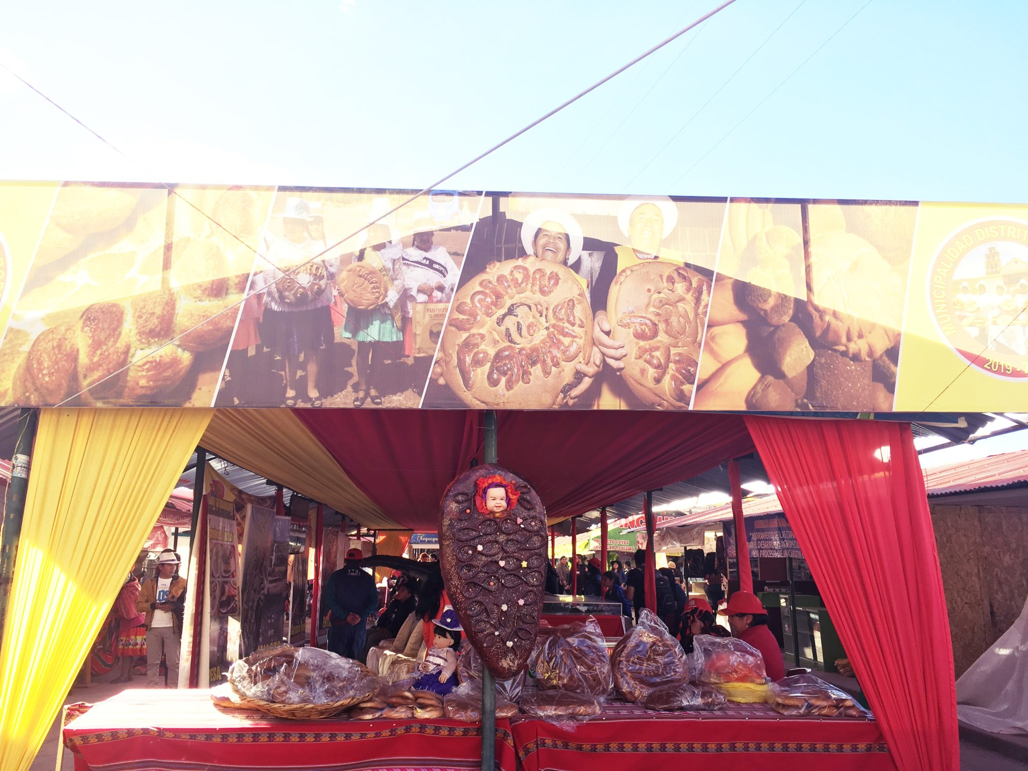 ペルー, クスコ, Huancaro, Feria, Mistura, ミストゥーラ