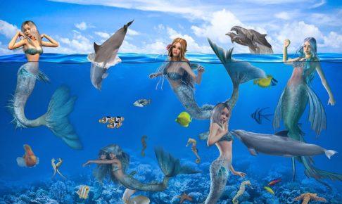 ペルー, 人魚, マーメード, Sirena