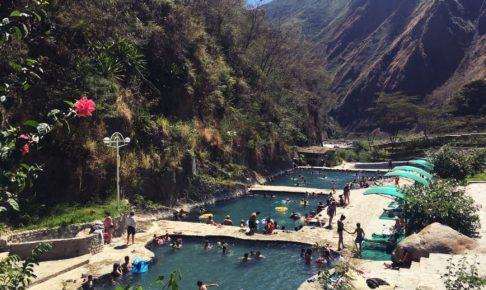 ペルー, クスコ, おすすめ, Aguas Termales, Cocalmayo, Santa Teresa, サンタ・テレーサ, コカルマーヨ, 温泉