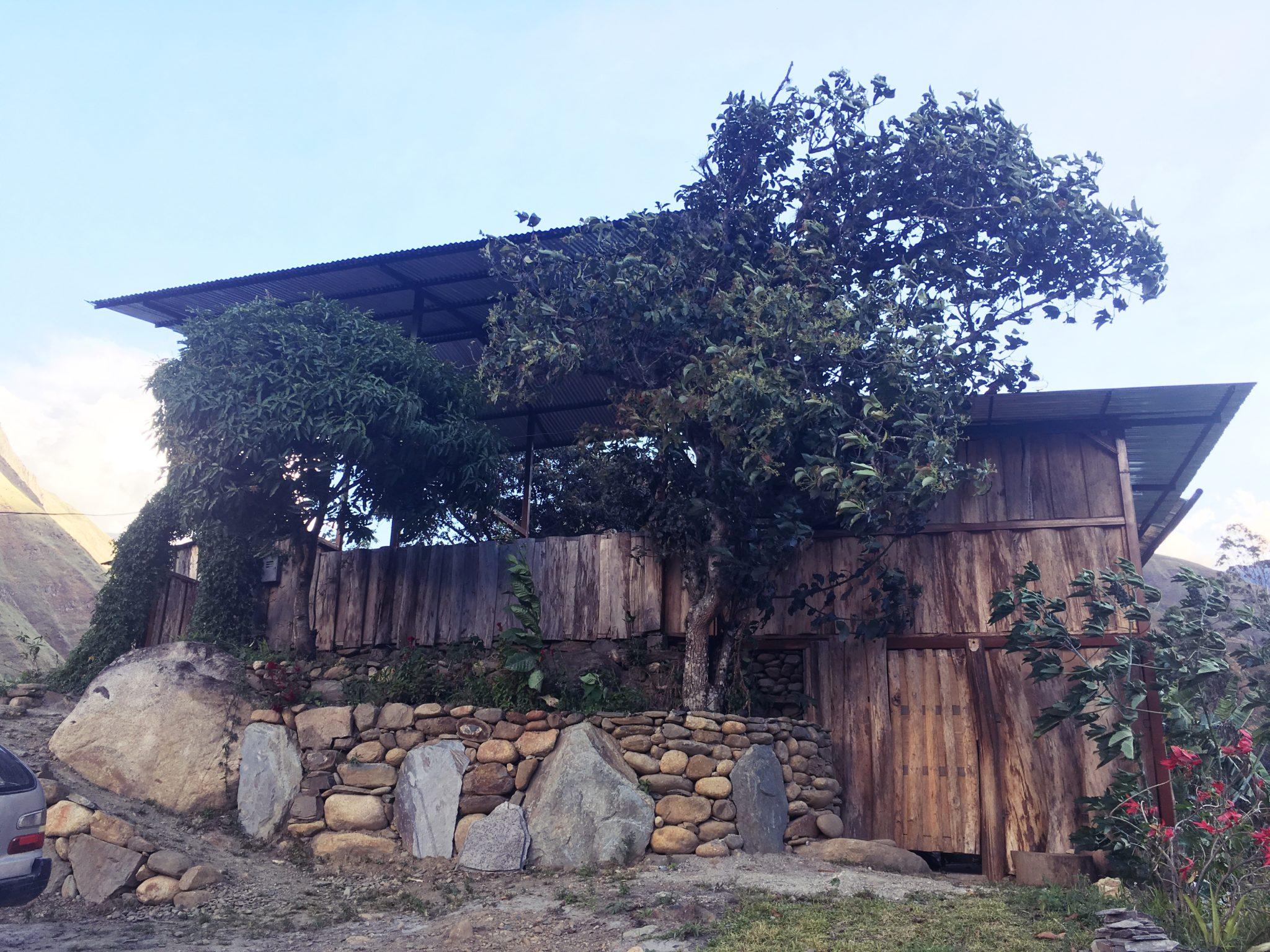 ペルー, クスコ, Santa Teresa, サンタ・テレーサ, 宿舎, ロッジ