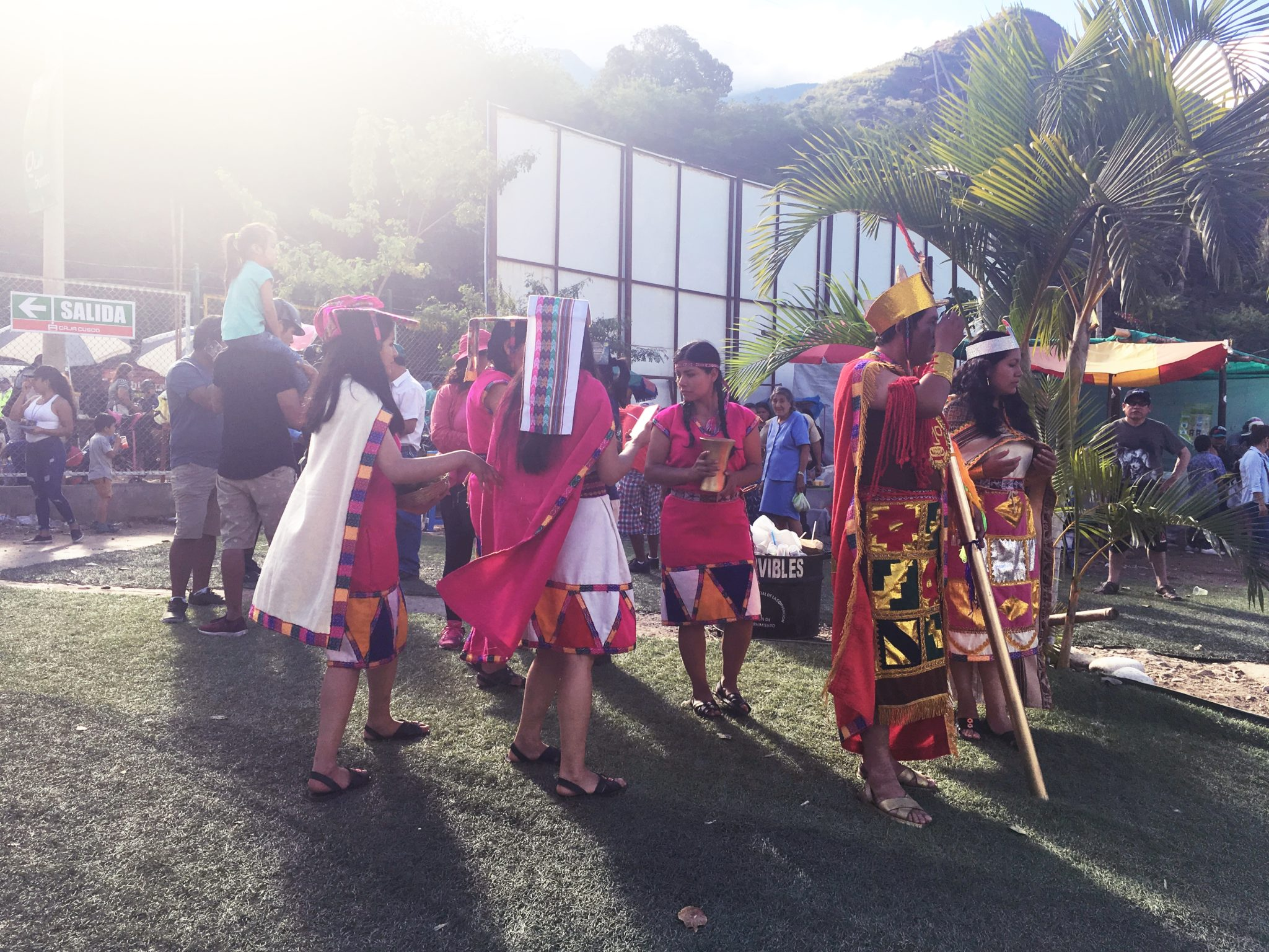 ペルー, 観光, Quillabamba, キヤバンバ, フェリア, Feria, ジャングル