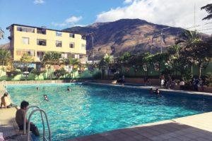 ペルー, 観光, Quillabamba, キヤバンバ, プール