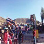 ペルー・クスコのテーマパーク Urpicha は、子ども用遊園地