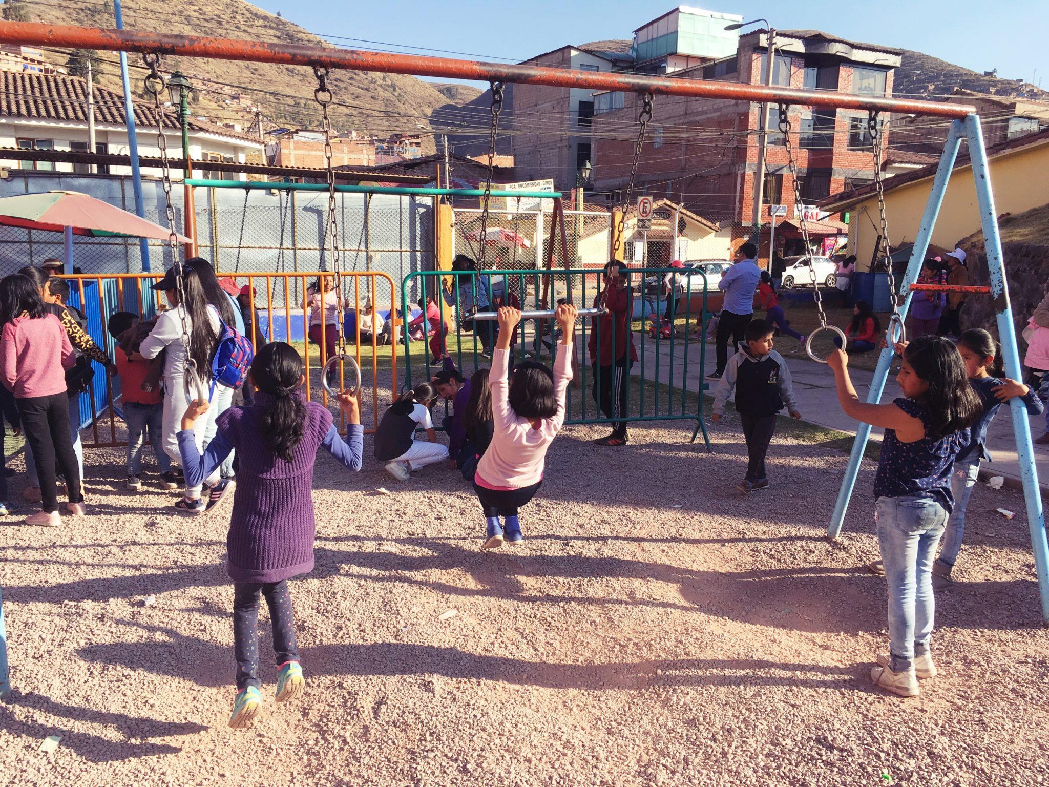 ペルー, クスコ, 子ども, テーマパーク