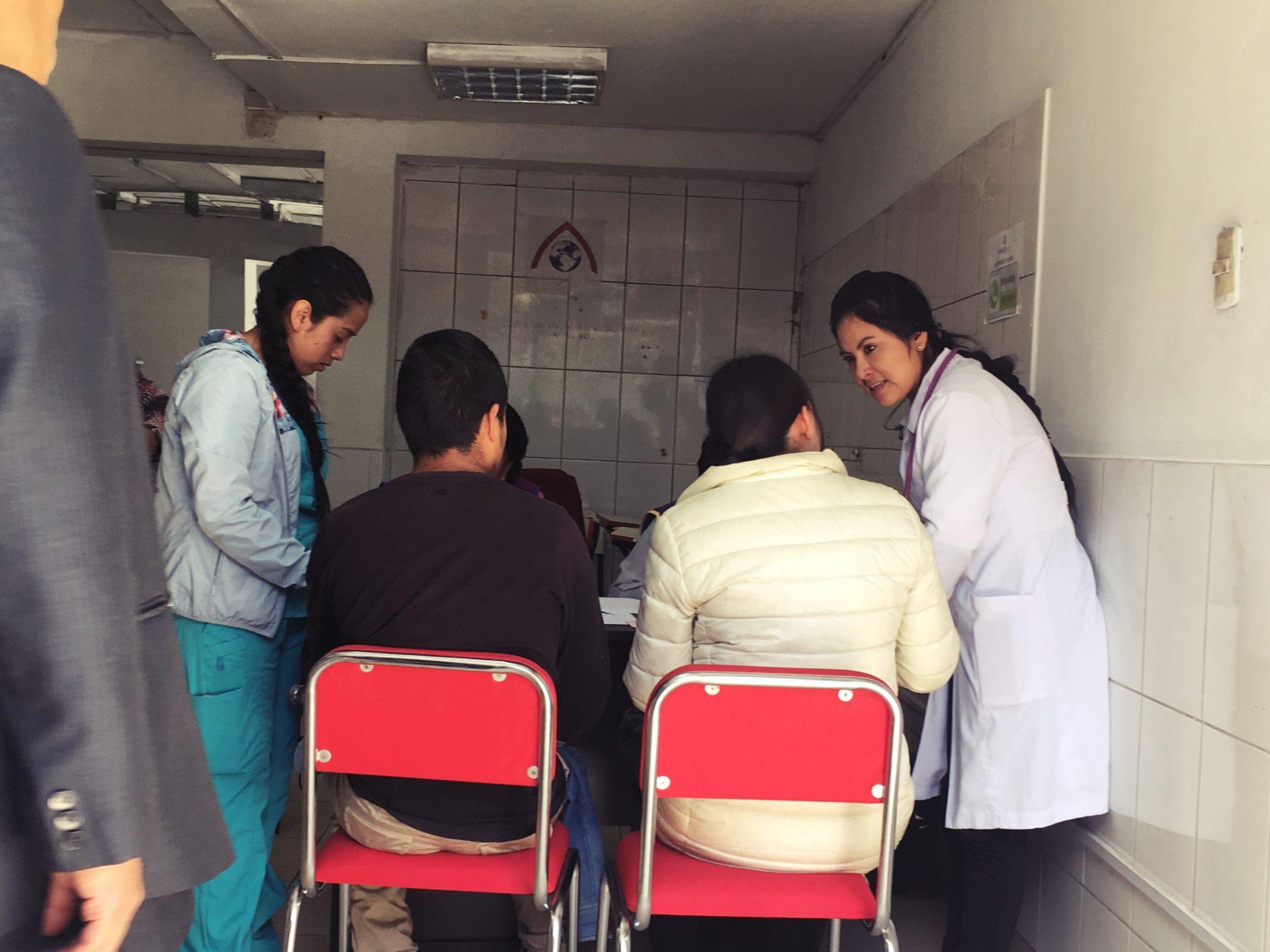 ペルー, クスコ, 健康診断, 無料