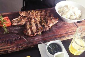 ペルー, クスコ, 肉, ステーキ, おいしい, おすすめ, レストラン, restaurant, beef, beer