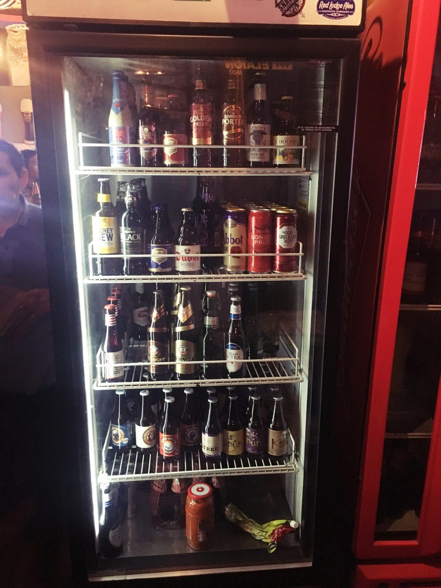 ペルー, クスコ, バー, 生, ビール, 地ビール