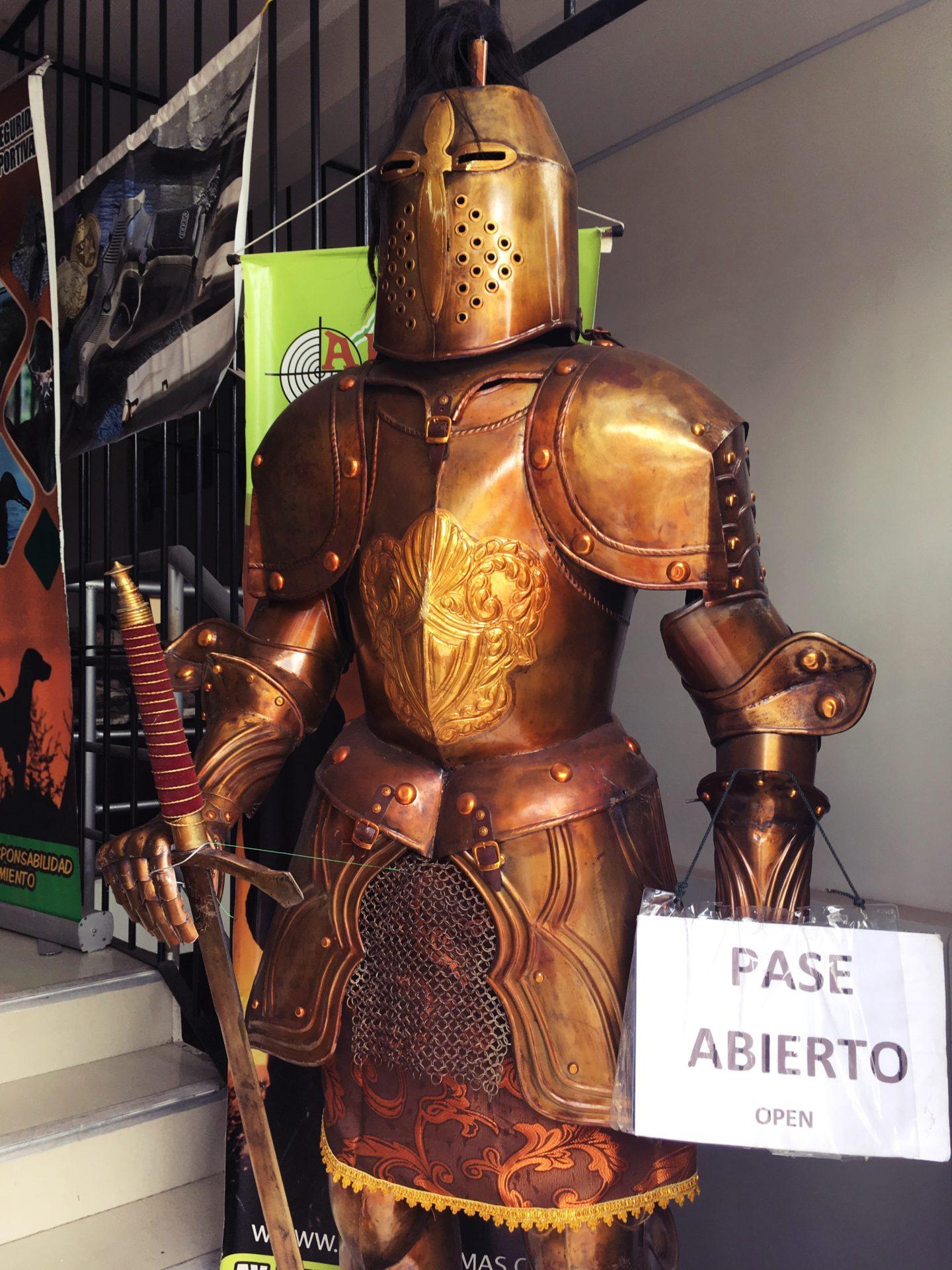 ペルー, クスコ, 武器, 店