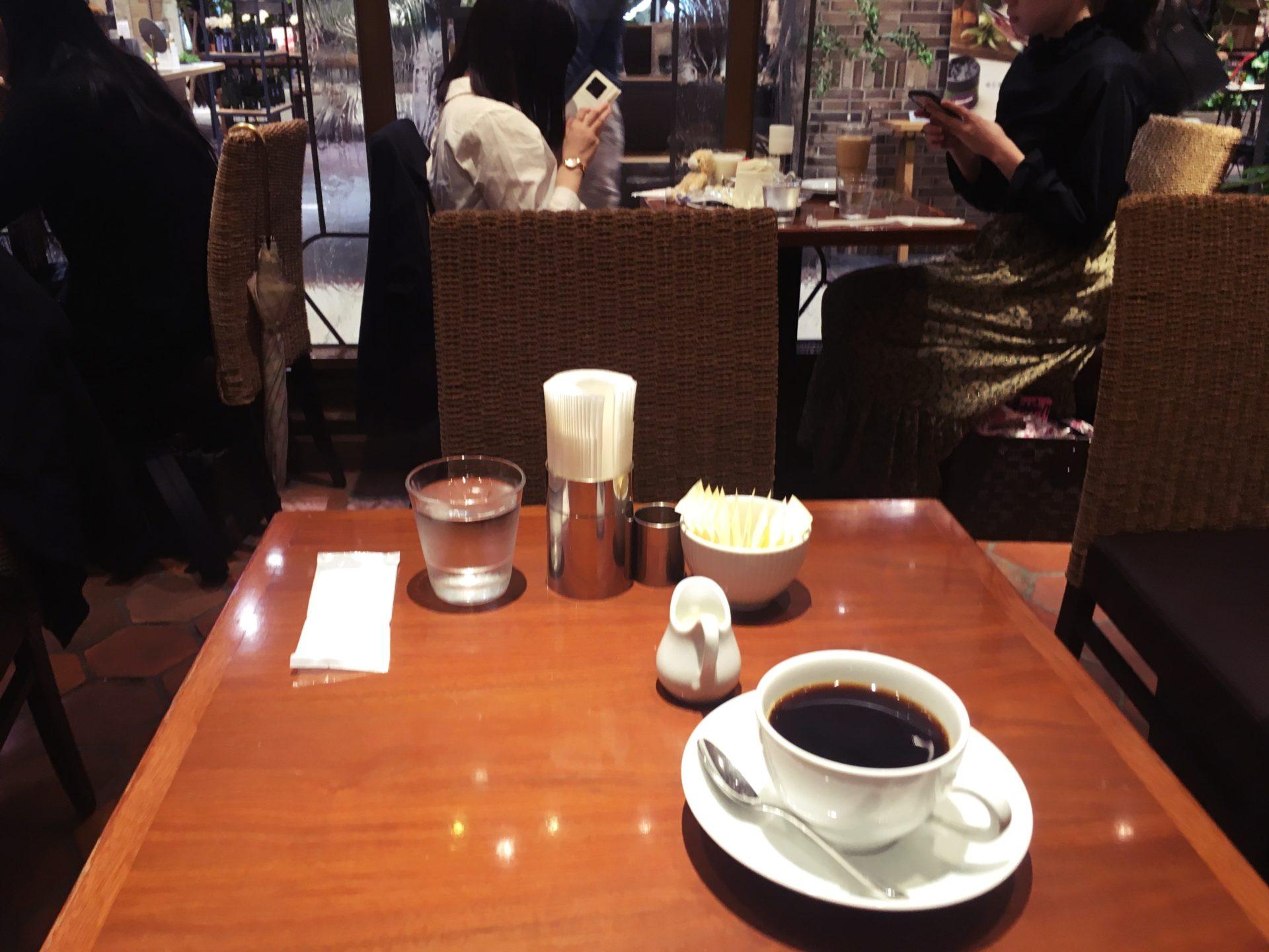 日本, 一時帰国, 吉祥寺, ケーキ, カフェ