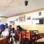ペルー・クスコのおいしい & 安いレストラン EL PIMENTÓN パプリカ
