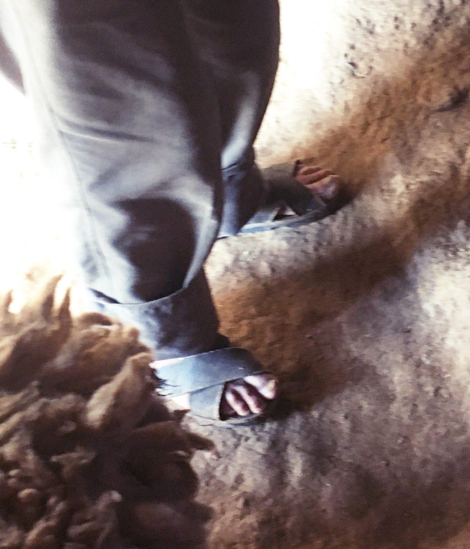 ペルー, 靴, サンダル, アンデス