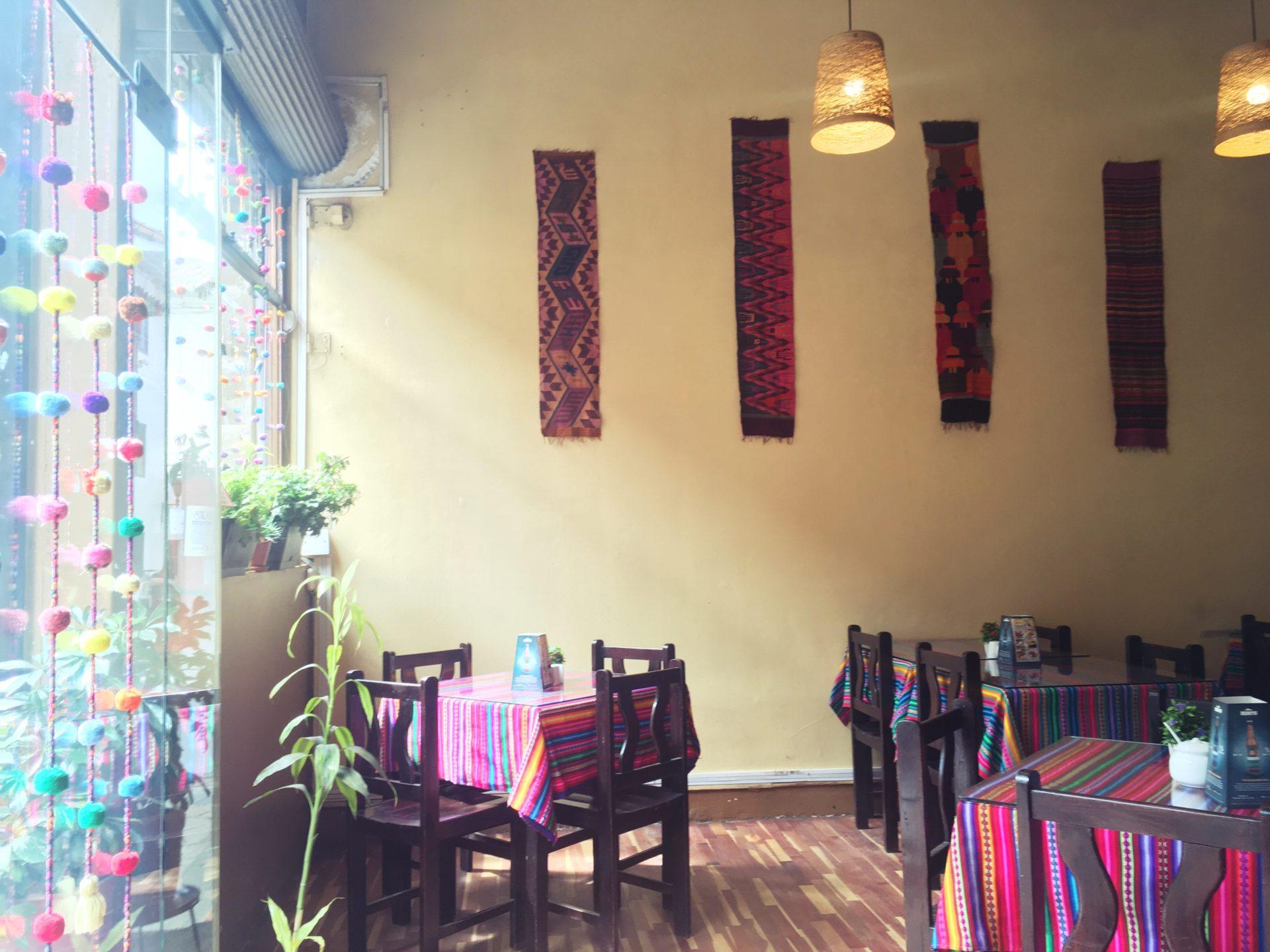 ペルー, クスコ, インド, レストラン, カレー, India, Cusco