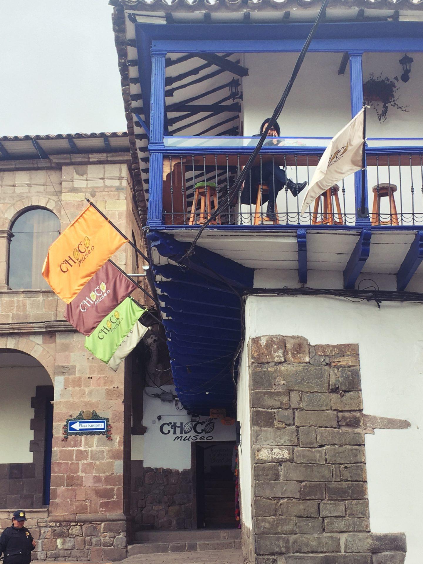 ペルー, クスコ, チョコ, 博物館, choco, museo