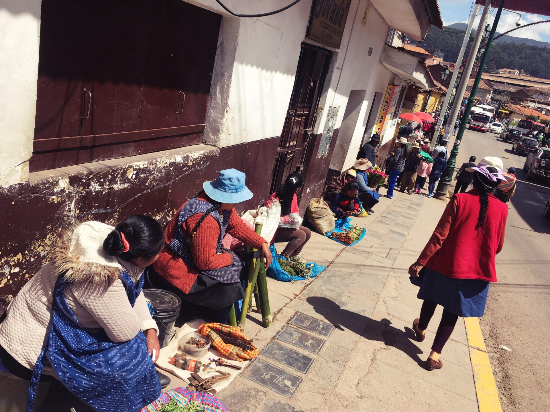 ペルー, クスコ, 市場