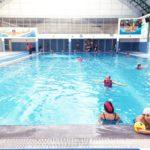 ペルー・クスコのサンヘロニモ市民プール Piscina Municipal San Jerónimo 泳げるのは1時間だけ