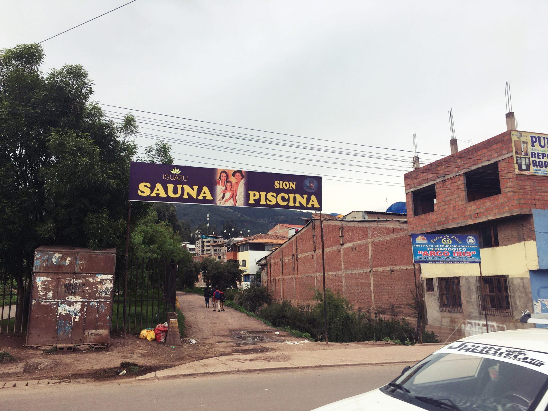 ペルー, クスコ, プール, サウナ