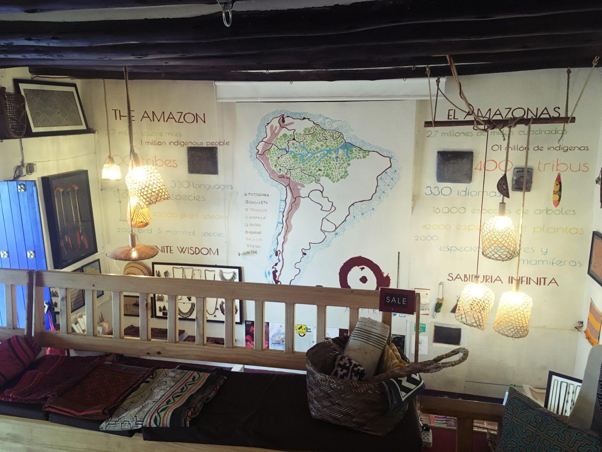 ペルー, クスコ, お土産, ジャングル, ショップ