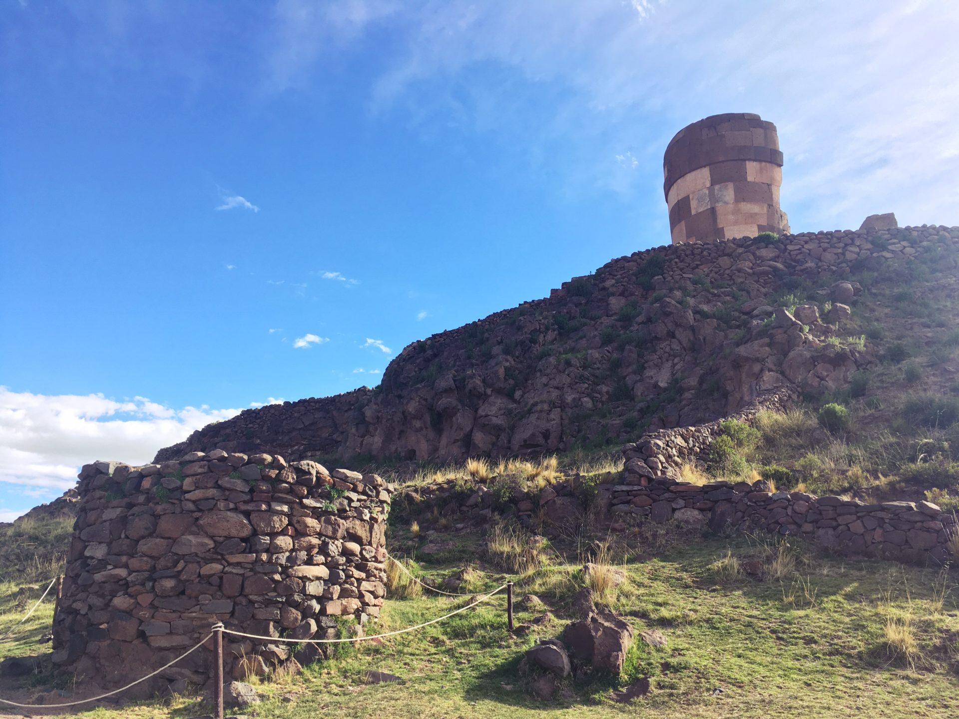 プーノ, チチカカ, 観光, Titicaca, Puno, 遺跡, Sillustani, シリュスタニ