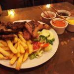Titicaca Puno プーノ市チチカカ湖観光!肉料理がおいしいグリル・レストラン La Estancia Grill
