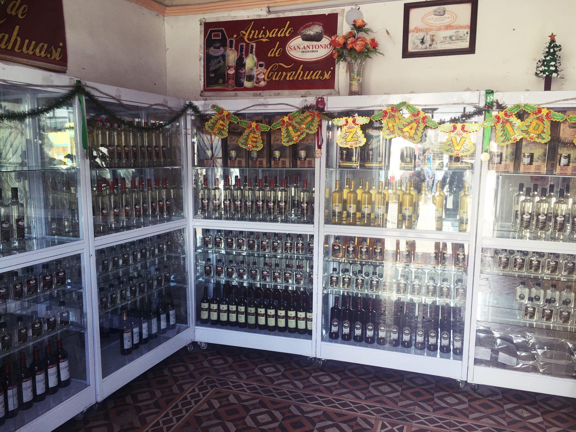 ペルー, クスコ, Cusco, アプリマック, Aprimac, Curahuasi, クラワシ, Anizado, アニサード, 酒