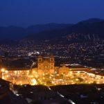 ペルー世界遺産の一つクスコ旧市街Centro Histórico de Cusco