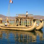 南米ペルー・プーノ・チチカカ湖 Lago Titicaca 世界有数の絶景と特殊な民族文化