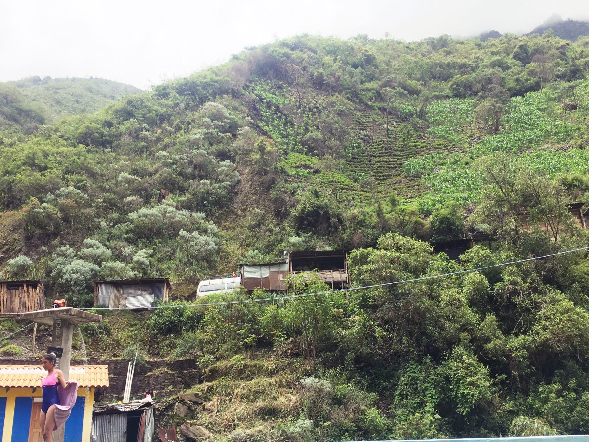 ペルー, クスコ, カルカ, 秘境, 温泉, Peru, Cusco, Calca, Chimur, hot spring, baños termales