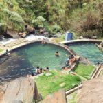 ペルー・クスコ・カルカから行くチムル秘境温泉 Baños termales de Chimur, Cusco, Peru