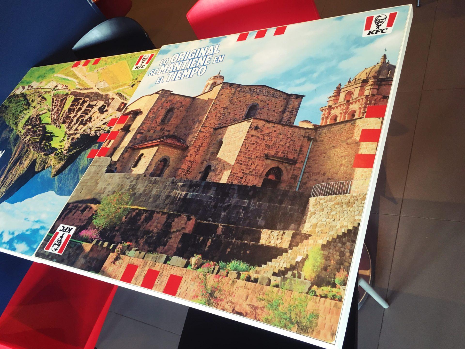 ペルー, クスコ, レストラン, Cusco, KFC