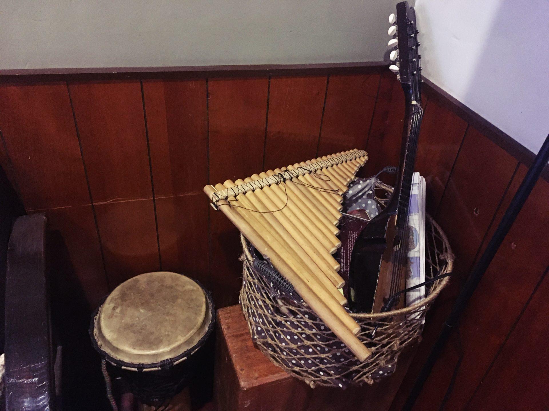 ペルー, 楽器, Zampoña, サンポーニャ