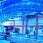 ペルー・クスコ市内のプールがある地元に人気の公共サウナ、オアシス Oasis Sauna Spa