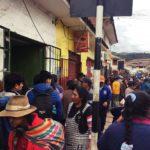ペルー非常事態宣言・外出禁止令半日前のクスコはパニック