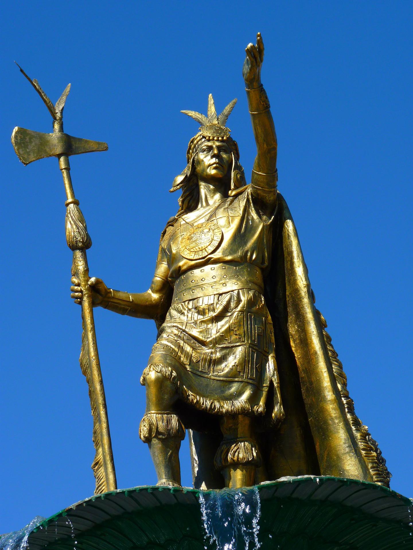 ペルー, インカ, 皇帝, 歴史
