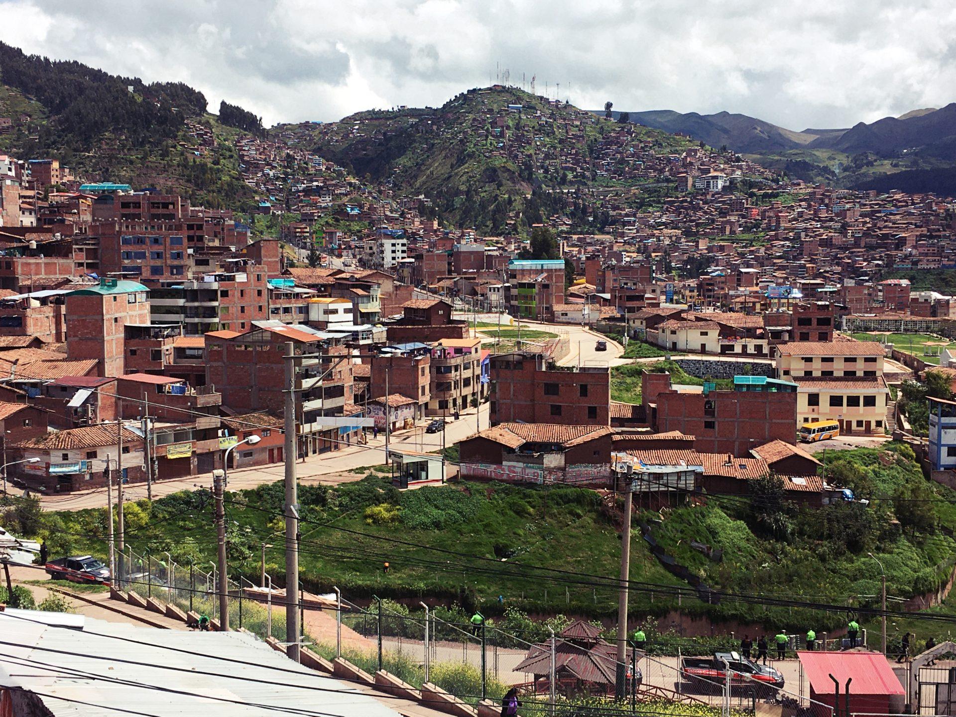 ペルー, 非常事態宣言, 外出禁止, クスコ, 中心地, 様子