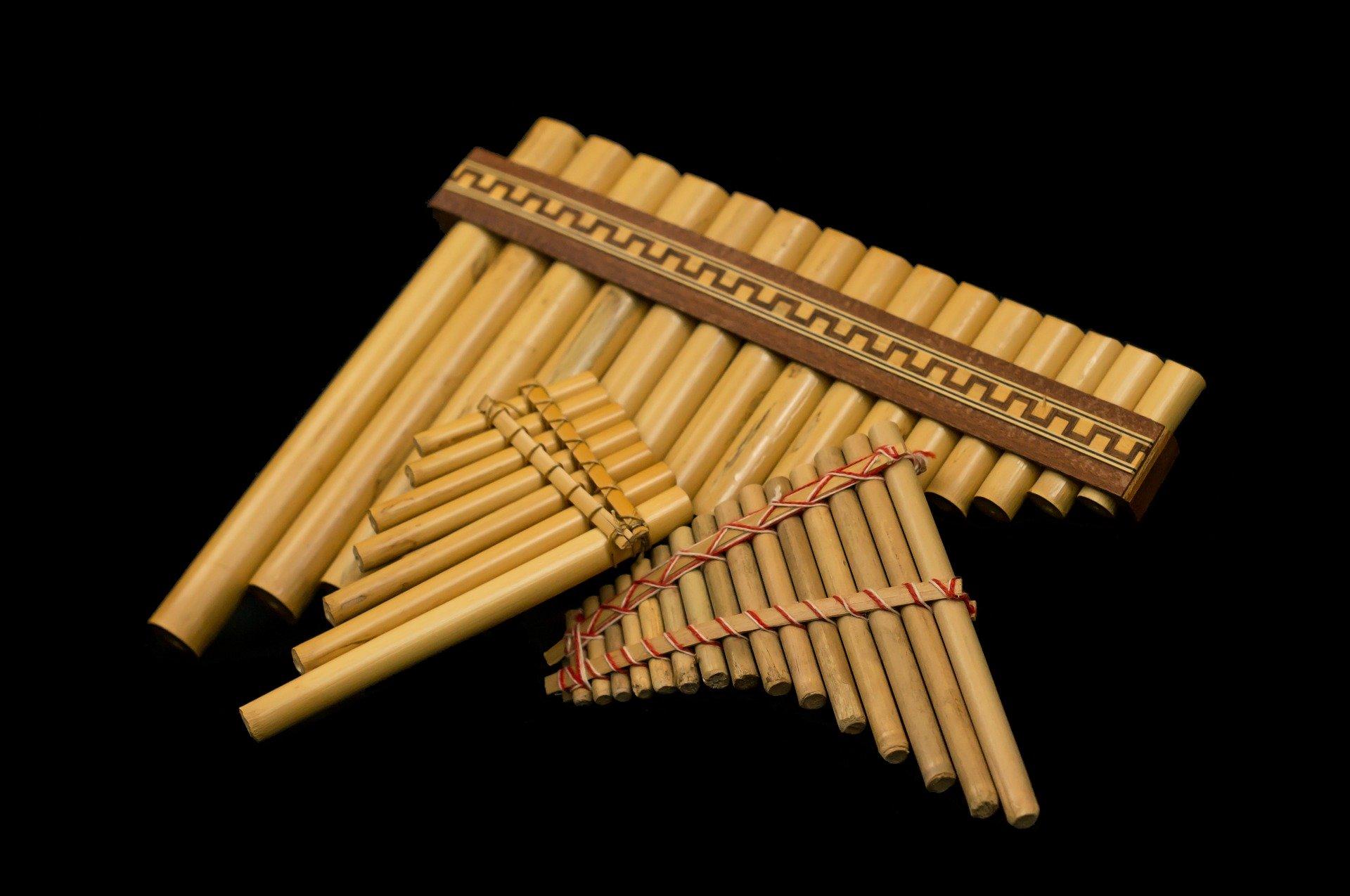 ペルー, 楽器, Zampoña, サンポーニャノ