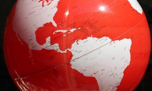 いくつ, 国, 南米, 国土, 人口, ランキング