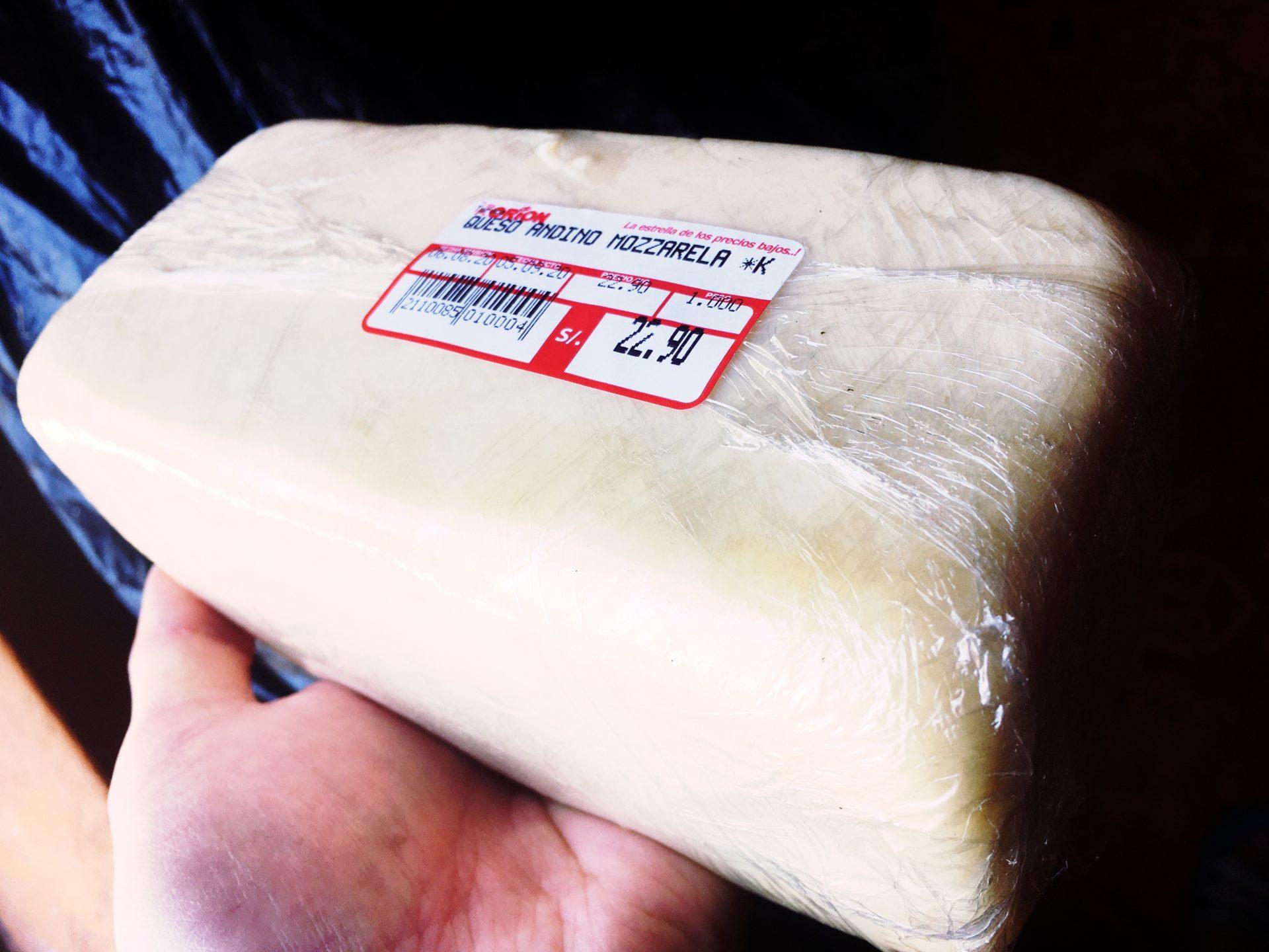 アンデス, チーズ, モッチャレラ, 南米, ペルー