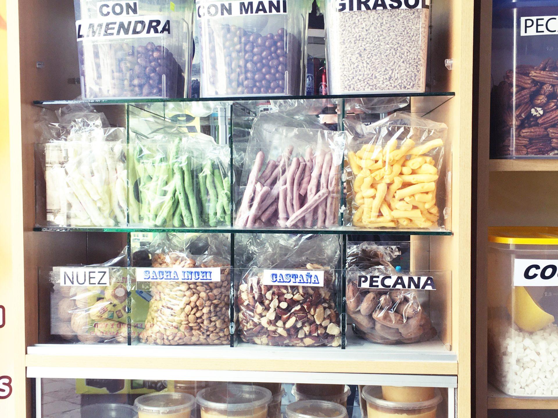 ペルー, クスコ, 健康食品, お菓子, キャッサバ