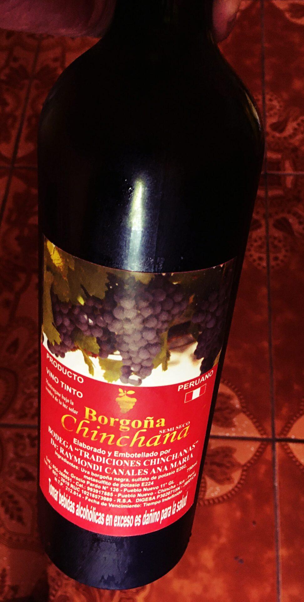 南米, ペルー, ワイン, 酒