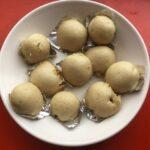 日本の食べ物が恋しい!ペルーにある食材で黒糖芋あん饅頭、お豆腐、ぜんざいを作ってみた。
