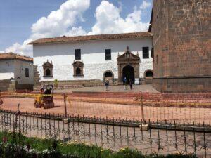 南米, ペルー, Perú, クスコ, Cusco, コロナ, Coronavirus, COVID-19, サント・ドミンゴ教会, Iglesia y Convento de Santo Domingo, コリカンチャ, Qorikancha, 太陽の神殿