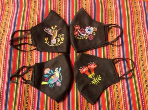 南米, ペルー, Perú, クスコ, Cusco, コロナ, Coronavirus, COVID-19, マスク, mascarillas, フェイスシールド, protector facial